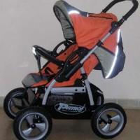 16a2eacf1 Patron Dětský sportovní kombinovaný kočárek - Zephyr
