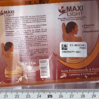 d178028cb Maxi Light Zesvětlující tělový olej - Lightening and Purifying Oil