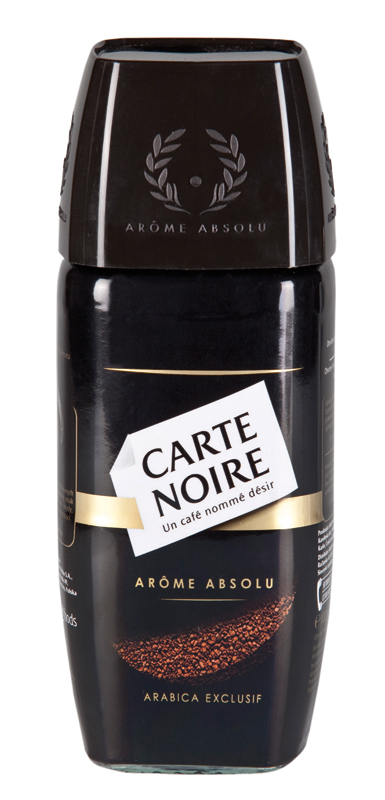 Absolu Cafe Carte