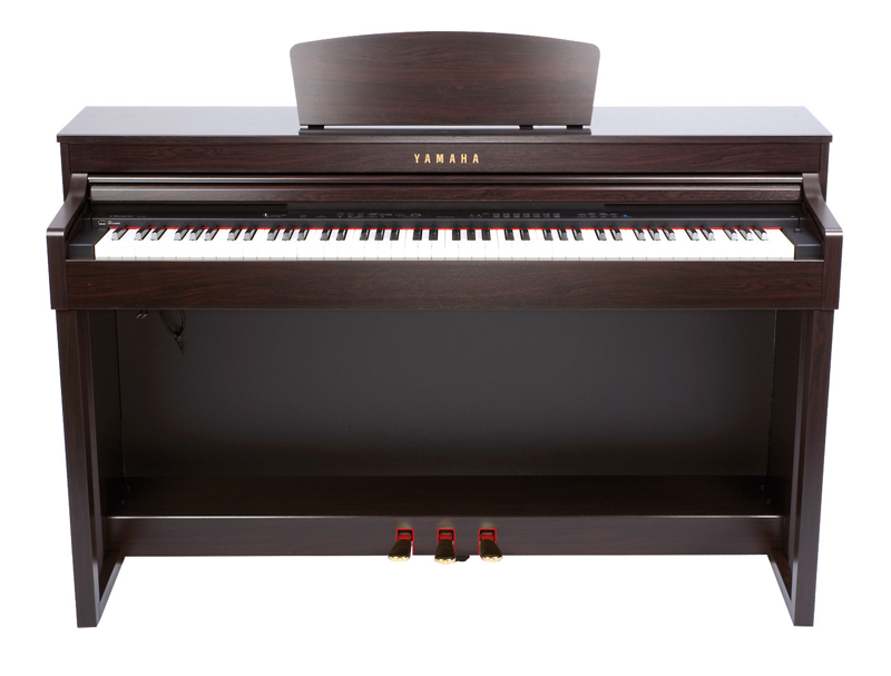 dtest yamaha clavinova clp 430 v sledky testu. Black Bedroom Furniture Sets. Home Design Ideas