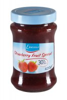 Strawberry Fruit Spread 30%
