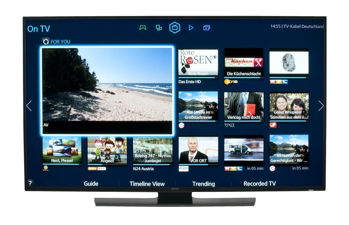 dTest: Samsung UE55HU6900 - výsledky testu televizorů