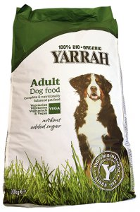 Yarrah Dog Food Vegetarian & Vegan