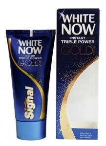 Signal White Now Gold Triple Power