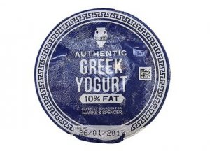Marks & Spencer Authentic Greek Yogurt