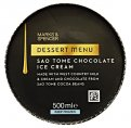 Marks & Spencer Dessert Menu Sao Tome Chocolate Ice Cream