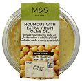 Marks & Spencer Houmous with Extra Virgin Olive Oil