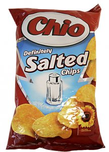 Chio Definitely Salted Chips