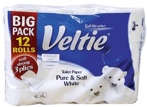 Veltie Pure & Soft White