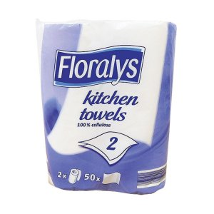 Lidl/Floralys Kitchen Towels 100 % cellulose